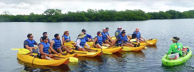 Family Kayak Adventures