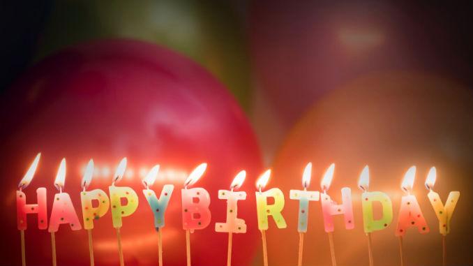 A Big Birthday, YAA!