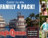 Enter to Win Jungle Queen Passes