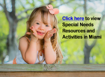 Miami-Dade Special Needs Resources & Activities Guide 2019