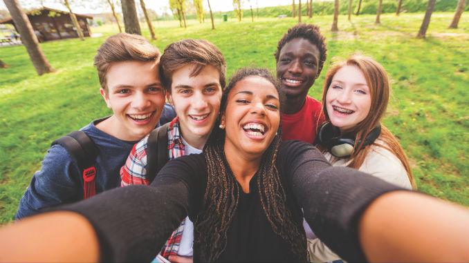 Summer Scene for Teens
