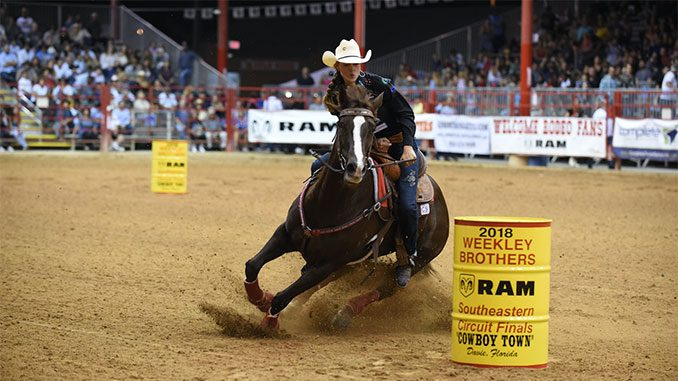 Weekley Brothers Davie Pro Rodeo