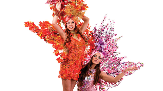 'Carnaval' time in Miami