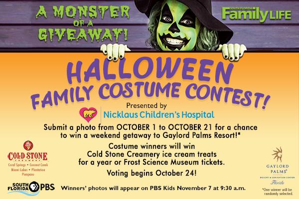 Halloween Costume Contest 2020