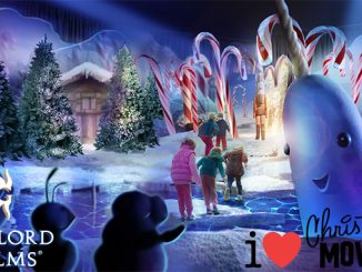 Enter to win a Christmas Getaway Package at Gaylord Palms Resort