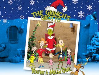 Enter to Win a GRINCH GROTTO Giveaway