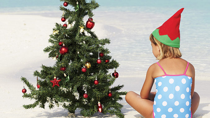 How to Celebrate the Season in South Florida