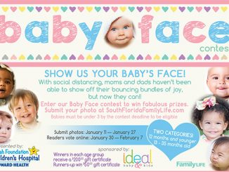 Baby Face Photo Contest