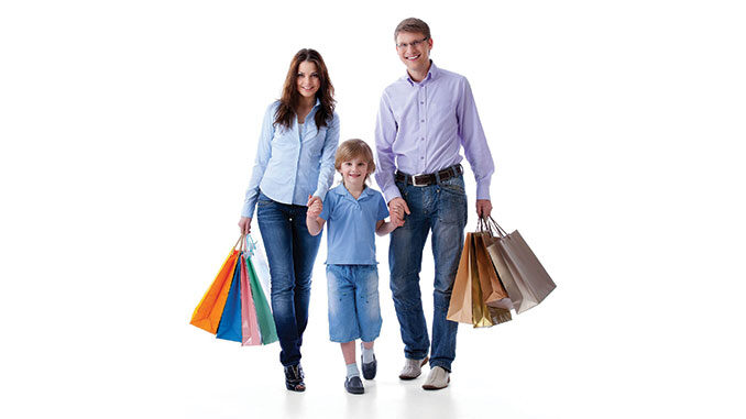 2021 Family Favorites Winners - Retail Therapy