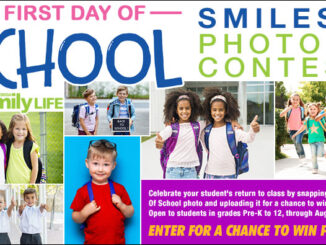 First Day of School Smiles Photo Contest!