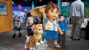 Dora & Diego set to explore South Florida